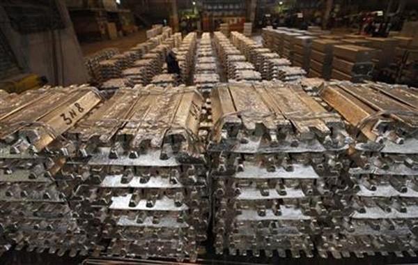 Aluminum price manipulation