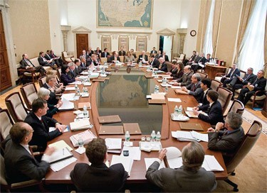 Federal Open Market Committee Meeting Convenes