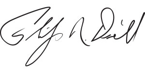 Philip N. Diehl Signature
