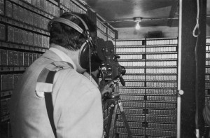 A visit to the Fort Knox Vault — 1974 Photo courtesy Numismatic News