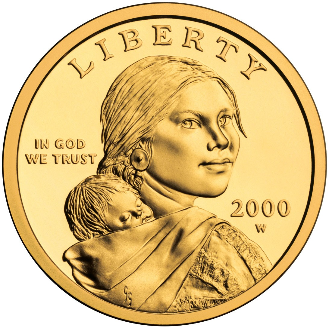 The Sacagewea Dollar