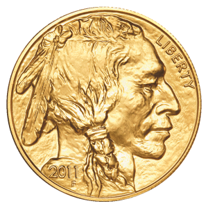 1 oz. Gold American Buffalo coin