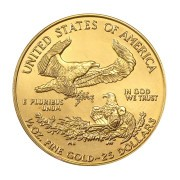 1/2 oz. Gold American Eagle Bullion Coin