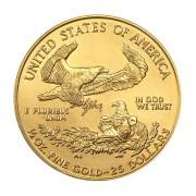 1/2 oz. Gold American Eagle Bullion Coin