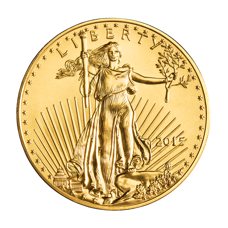 1 2 Oz Gold American Eagle Low Prices U S Money Reserve