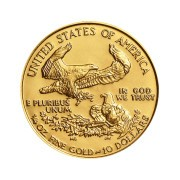 1/4 oz. Gold American Eagle Bullion Coin