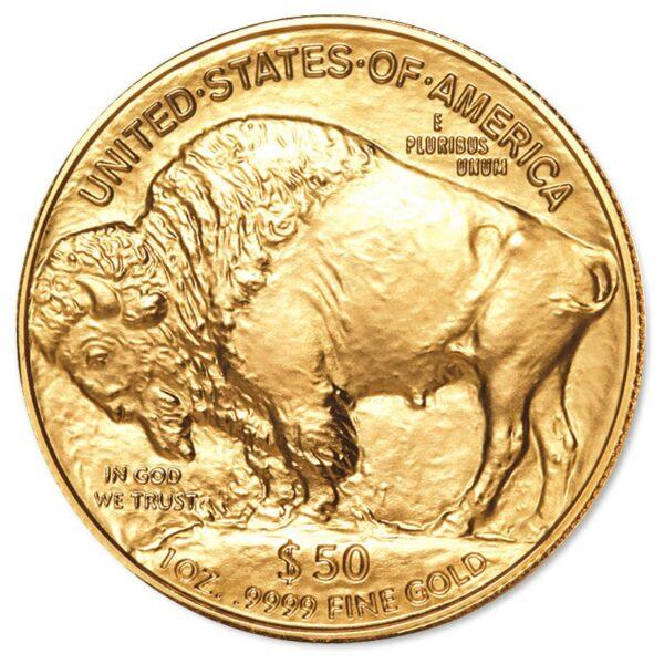 1 Oz Gold American Buffalo 24k