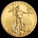 1 oz. Gold American Eagle Bullion Coin