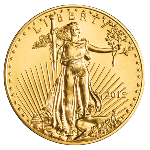 1 oz. Gold American Eagle Bullion Coin