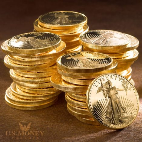 Gold American Eagle Proof Coins