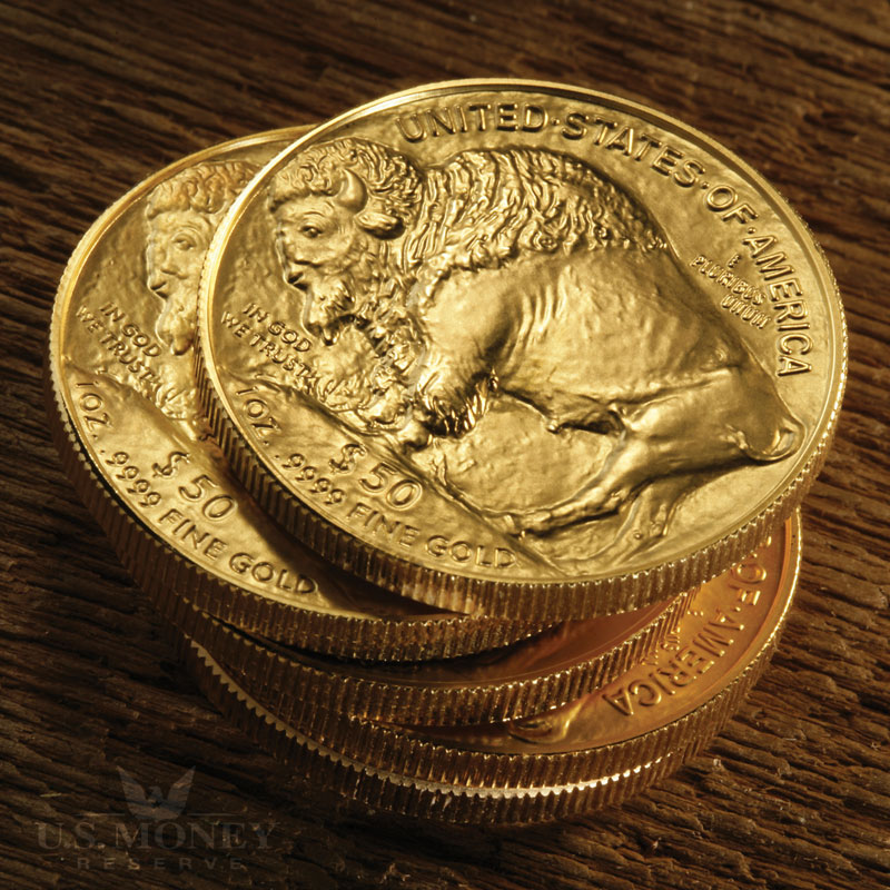 American Buffalo Gold U S Money Reserve