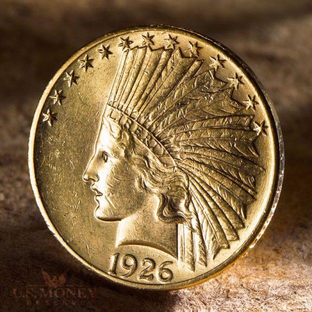 Pre-1933 Indian Head Gold Coin