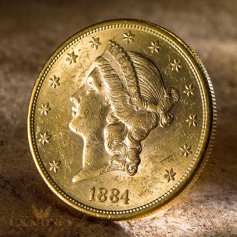 20 Liberty Pre 1933 Gold Coin U S Money Reserve
