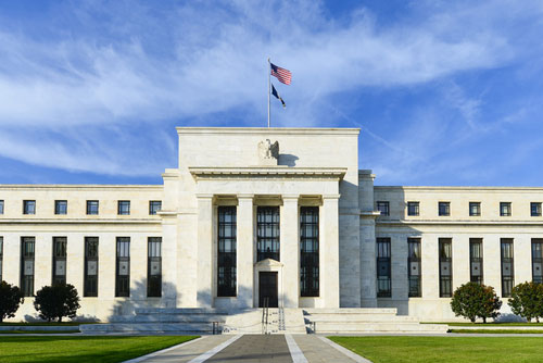 Marriner S. Eccles Building, the Federal Reserve Building