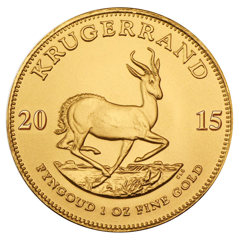 Buy Gold Krugerrands 1 Oz Gold Krugerrands For Sale Usmr
