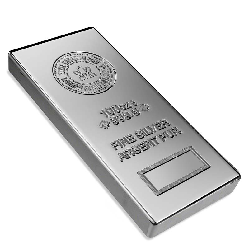 100 Oz Silver Bars Buy Silver Bars U S Money Reserve