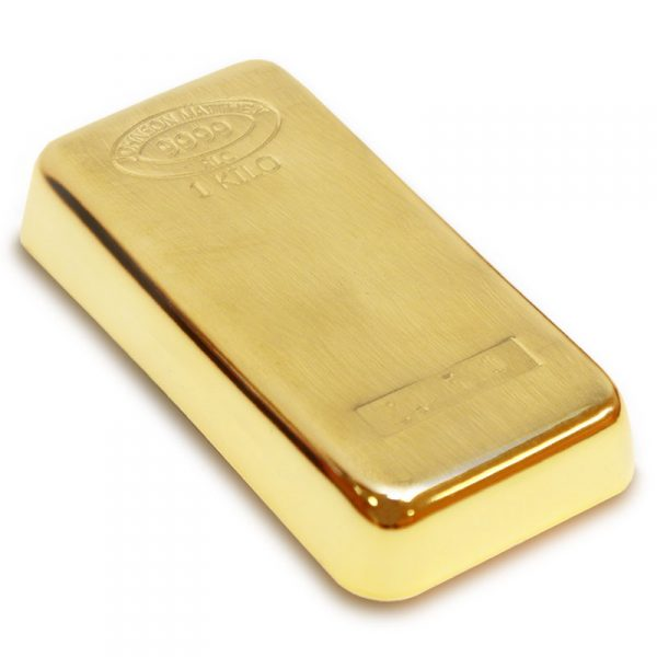 1 Kilo Gold Bars For Sale Buy 24k Gold Bars U S Money Reserve