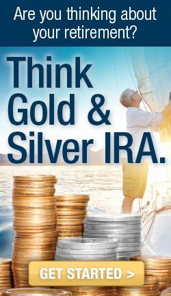 Are you thinking about your retirement? Think gold and silver IRA. Get Started