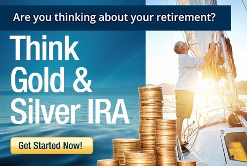 Are you thinking about your retirement? Think gold and silver IRA. Get started now!