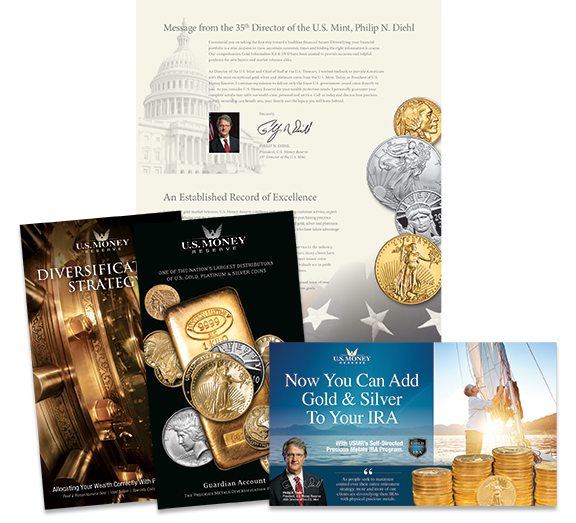 FREE Gold Owner's Diversification Kit