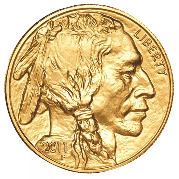 1 Oz Gold American Buffalo 24k
