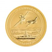 gold pearl harbor coin