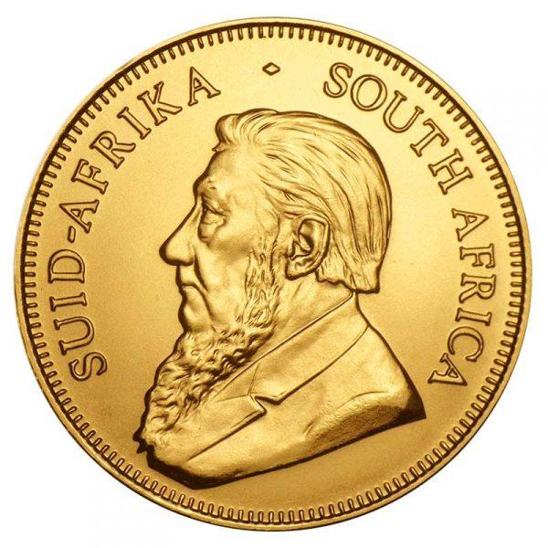 Home Gold 1 Oz South African Krugerrand Kugerrand Coin Front