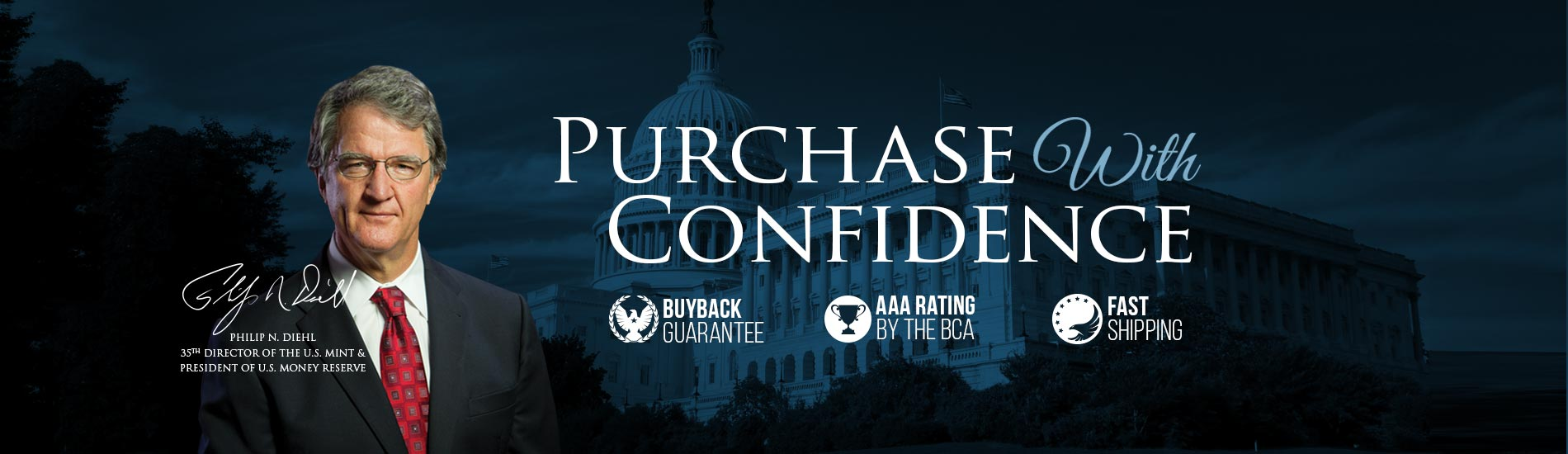 Purchase with confidence