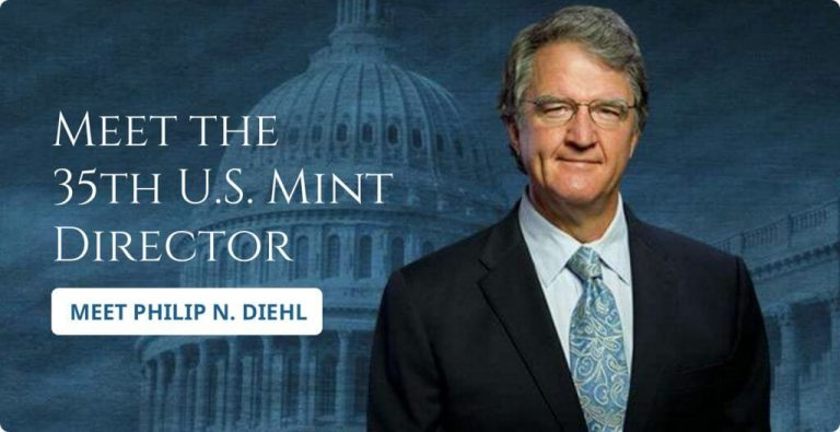 Meet the 35th U.S. Mint Director - Meet Philip N. Diehl