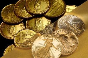 Gold rounds vs Gold American Eagle coins