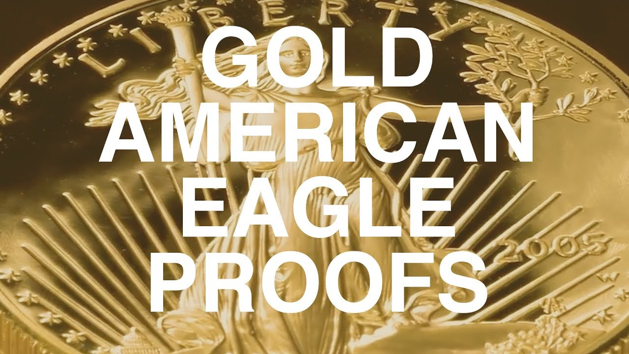 Gold American Eagle Proofs