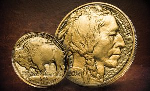 2014 Gold American Buffalo Coin