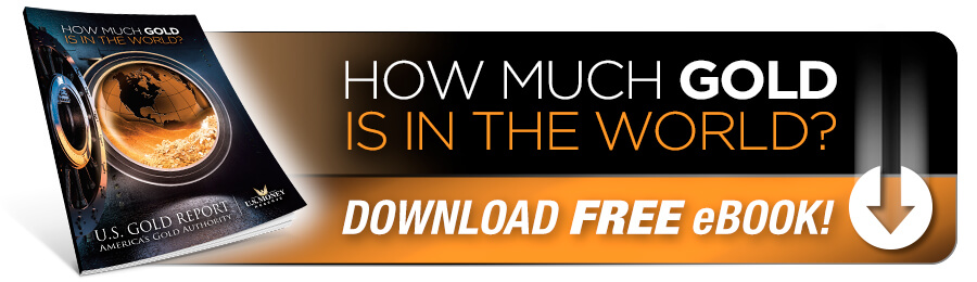 How Much Gold Is In the World? Download Free eBook to Find Out Today