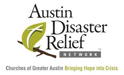 austin disaster relief network logo