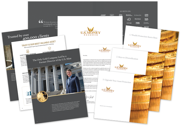 Free Gold Information Kit from U.S. Money Reserve