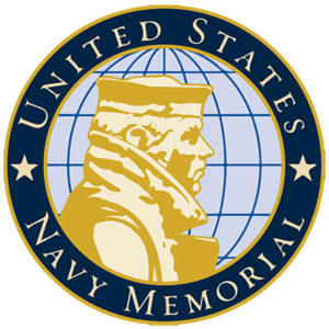 United States Navy Memorial statue emblem