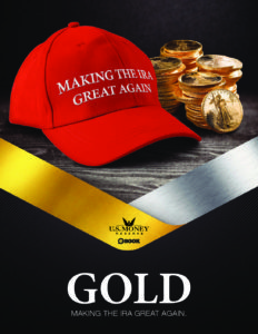 Free resource from USMR eBook cover for book titled Making the IRA Great Again