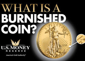 What is a Burnished Coin?