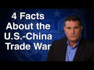 4 Facts About the U.S.-China Trade War