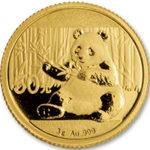 2017 China 50 Yuan Gold Panda MS-69 (PCGS First Strike)