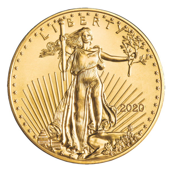 1/10 oz. Gold American Eagle