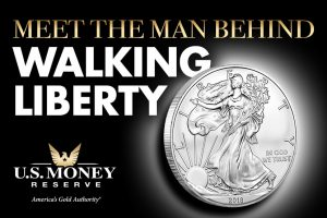 Meet the Man Behind Walking Liberty