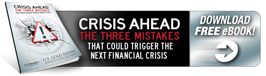 Crisis Ahead! The Three Mistakes That Could Trigger the Next Financial Crisis - Download the Free eBook!