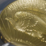 2009 1 oz. Ultra High Relief Gold Double Eagle