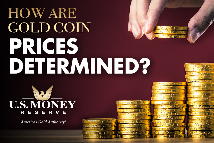 How Are Gold Coin Prices Determined?