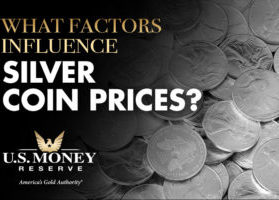What Factors Influence Silver Coin Prices?