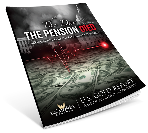 Cover of the Special Report The Day the Pension Died