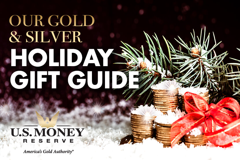 Our Gold & Silver Holiday Gift Guide