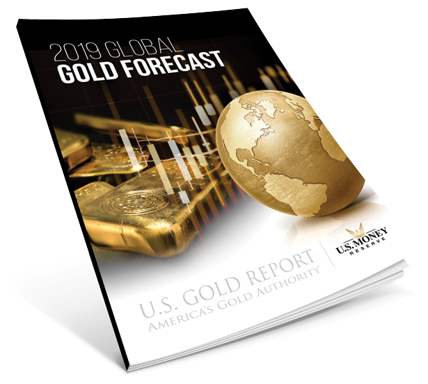 25 Reasons to Own Gold Now: 2019 Edition Special Report Cover