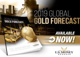 2019 Global Gold Forecast Available Now